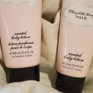 Discontinued scent sexy little things lotion